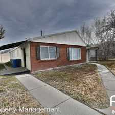 Rental info for 350 N Marion St in the Salt Lake City area