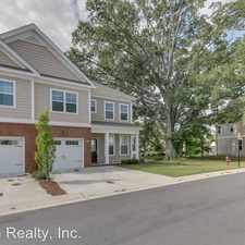 Rental info for 5532 Crown Grant Way in the Virginia Beach area