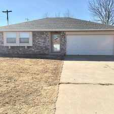Rental info for Great Home near Tinker in the Oklahoma City area