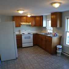 Rental info for 1 Bedroom Apartment In Downtown Somerworth That...
