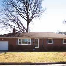 Rental info for 218 Edward Dr in the Newport News area