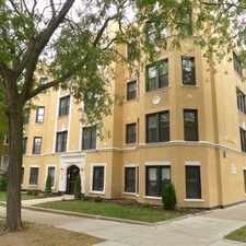 Rental info for 6504 North Seeley Avenue #2 in the Chicago area