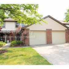 Rental info for Beautiful Large 2 Bed/2 Bath Town Home on Indy's west side in Pike township in the Indianapolis area