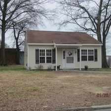 Rental info for House For Rent In Wilson.