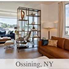 Rental info for Ossining - Spacious 1 And 2 Bedroom Units.
