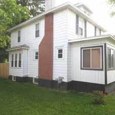 Rental info for Beautiful Three Bedroom, Old Style Home Located... in the Watertown area