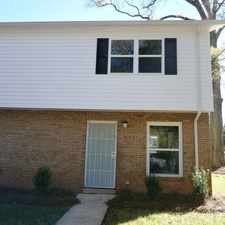 Rental info for Recently Renovated 2 Bedrooms 1 Bath Townhome. in the Charlotte area