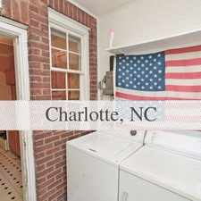 Rental info for GREAT LOCATION! 2 Bedroom, 1 Bathroom Two-story... in the Charlotte area