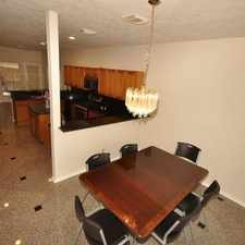 Rental info for House For Rent In. Washer/Dryer Hookups! in the Houston area