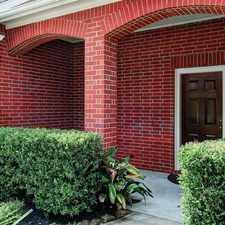 Rental info for Beautiful Home With 5 Bedrooms, Study, Formal D... in the League City area