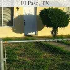 Rental info for El Paso Value. $750/mo in the El Paso area