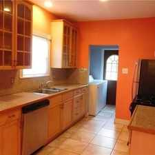 Rental info for Great Central Location 3 Bedroom, 2 Bath in the Fort Worth area