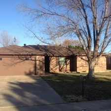 Rental info for House For Rent In Amarillo.