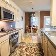 Rental info for Perfect Deal In Size & Location. Washer/Dry... in the Houston area