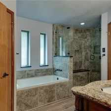Rental info for Beautifully Maintained And Move In Ready. Washe... in the Fort Worth area