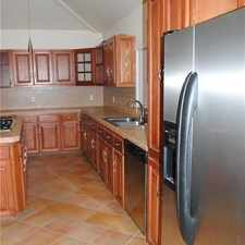 Rental info for Amazing Home Fresh On The Market. in the El Paso area