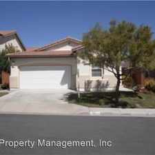 Rental info for 41446 Winged Foot St