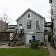 Rental info for Phenomenal 2 Bed, 1 Bath at Newport & Paulina (Roscoe Village) in the Chicago area