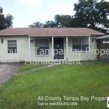 Rental info for 1805 Humphrey Street in the Tampa area
