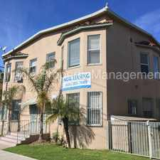 Rental info for Apartment in Long Beach for Rent in the Los Angeles area