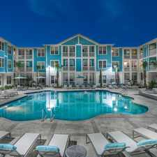 Rental info for BluWater Apartments in the Jacksonville Beach area