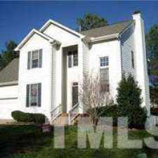 Rental info for 206 Cove Creek Drive Cary Four BR, Great home in Davis Drive and in the Raleigh area