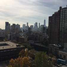 Rental info for 250 East Houston in the Lower East Side area