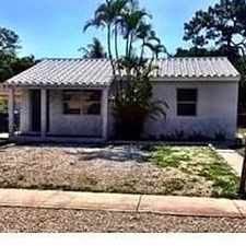 Rental info for 3 Spacious BR In Fort Lauderdale in the Fort Lauderdale area