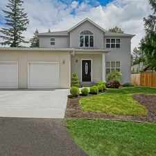 Rental info for 8806 186th Ave E