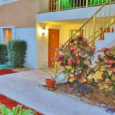 Rental info for 1 Bedroom Apartment - Great Un-furnished Corner... in the Lake Worth area