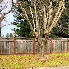 Rental info for Rohnert Park - Spacious Three Bedroom.