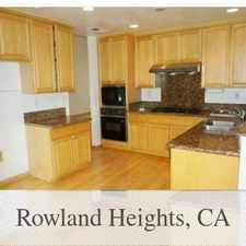 Rental info for Rowland Heights Value! in the Rowland Heights area