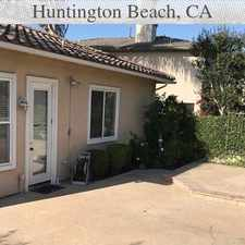 Rental info for Beautifully Appointed Home Located In The Highl... in the Huntington Beach area