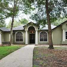 Rental info for Great Central Location 4 Bedroom, 3 Bath in the Winter Springs area