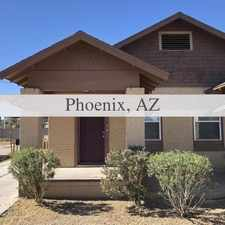 Rental info for 1 Bedroom Apartment - Large & Bright in the Phoenix area
