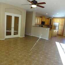 Rental info for Gorgeous 3 Bedroom In Highly Sought After Vince... in the Gilbert area
