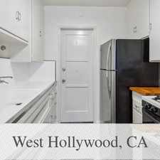 Rental info for Stunning 1 Bedroom In PRIME West Hollywood! in the Los Angeles area