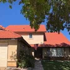Rental info for Great Looking Home In The Sought After Neighbor... in the Palmdale area