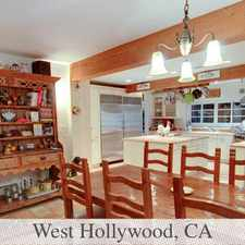 Rental info for West Hollywood, Prime Location 3 Bedroom, Guest... in the West Hollywood area