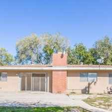 Rental info for Beautiful 4 Bedroom 2 Bath Home Is Located In. in the San Bernardino area