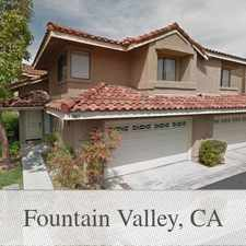 Rental info for Townhouse - 3 Bathrooms - Ready To Move In. in the Fountain Valley area