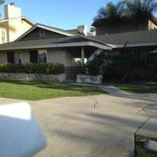 Rental info for Large Front House With 2 Car Garage/Laundry Hoo... in the Long Beach area