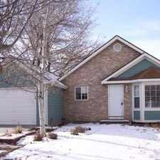 Rental info for You'll Love Living In This Stylish Home! in the Aurora area