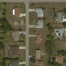 Rental info for House For Rent In Cape Coral. Parking Available! in the Cape Coral area