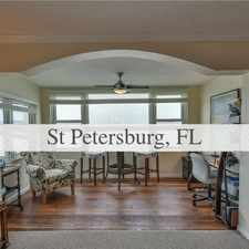 Rental info for Incredible Penthouse NE Corner Unit Located In ... in the St. Petersburg area