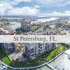 Rental info for Attractive 2 Bed, 2 Bath in the St. Petersburg area