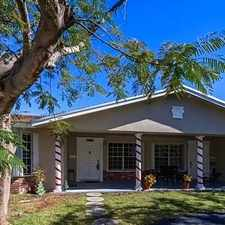 Rental info for Fort Lauderdale, 2 Bed, 2 Bath For Rent in the Oakland Park area