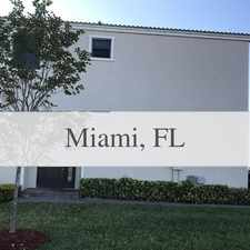 Rental info for Miami, Great Location, 4 Bedroom House. Will Co... in the North Miami Beach area