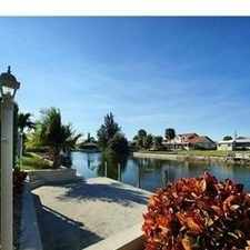 Rental info for 3 Bedrooms House - Stunning Home-From The Momen... in the Cape Coral area