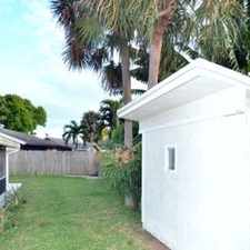Rental info for Charming 3 Bedroom, 2 Bath. Parking Available! in the North Lauderdale area